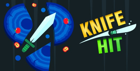Knife Hit Unity (Android, iOS..) - CodeCanyon Item for Sale