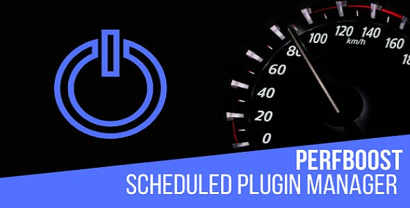 PerfBoost Scheduled Plugin Manager - Boost WordPress Performance