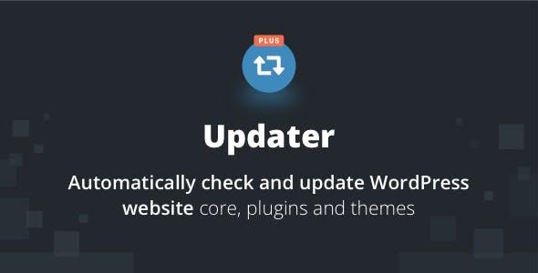 Updater Plus
