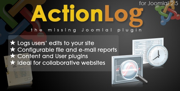 ActionLog - User Actions Logger  - CodeCanyon Item for Sale