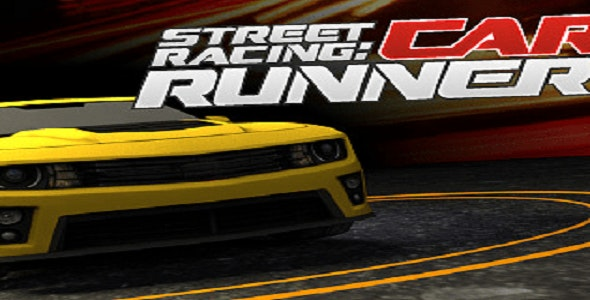 Street Racing: Car Runner - Html5 Game - CodeCanyon Item for Sale