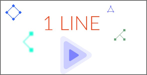 One Line Connect Unity (Android, iOS..)