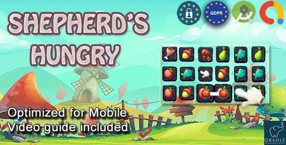 Shepherd's Hangry (Admob + GDPR + Android Studio)