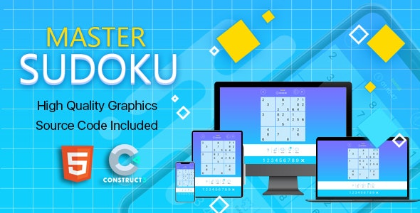 Master Sudoku - CodeCanyon Item for Sale