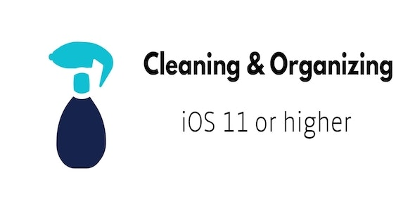 Cleaning & Organizing - CodeCanyon Item for Sale