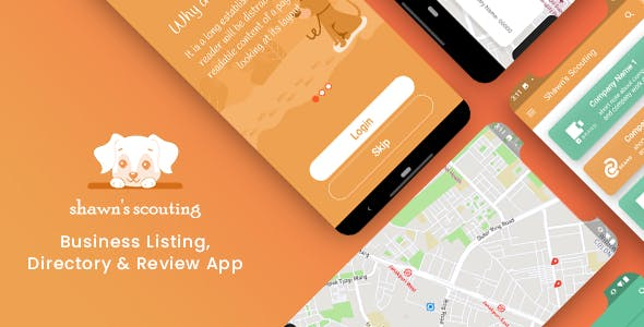Shawn's Scouting - Flutter UI