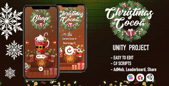 Christmas cocoa - CodeCanyon Item for Sale