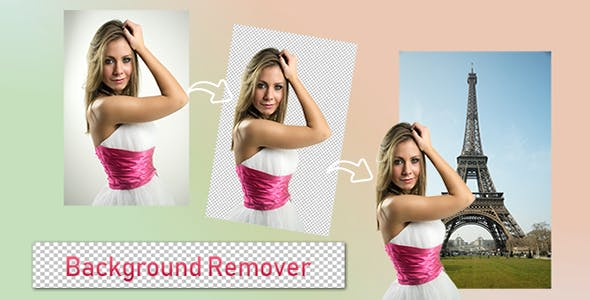 Background Remover Eraser - Photo Cut Paste editor