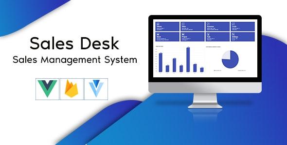 Sales Desk - Sales Management System - CodeCanyon Item for Sale