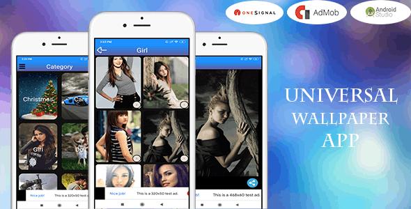 Universal Wallpaper App