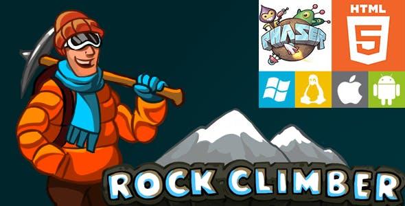 Rock Climber Reels