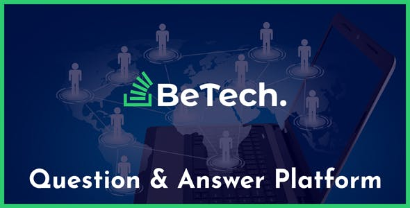 BeTech - Question & Answer (Q&A) Platform