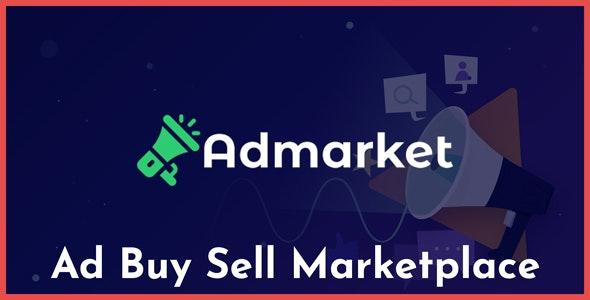 AdMarket - AD Buy Sell Marketplace