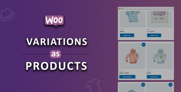 WooCommerce Variations as Products - CodeCanyon Item for Sale