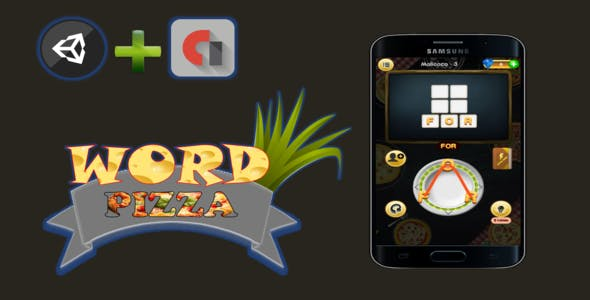 Word Cross - Word Pizza Complete Project + Admob