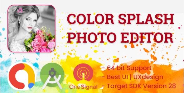 Color Splash Effetcs - CodeCanyon Item for Sale