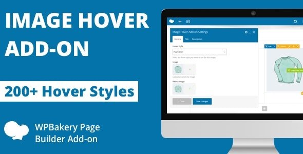 Image Hover Add-on for WPBakery Page Builder - CodeCanyon Item for Sale