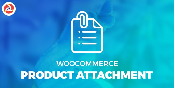 WooCommerce Product Attachment - CodeCanyon Item for Sale