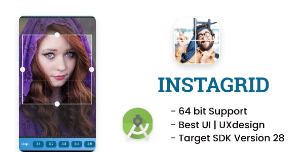 Insta Grid - Nine Cut Image For Instagram