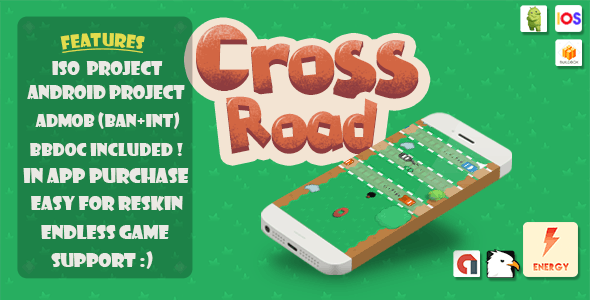 Cross Road (Android / iOS)
