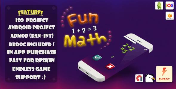 Fun Math (Android / iOS)
