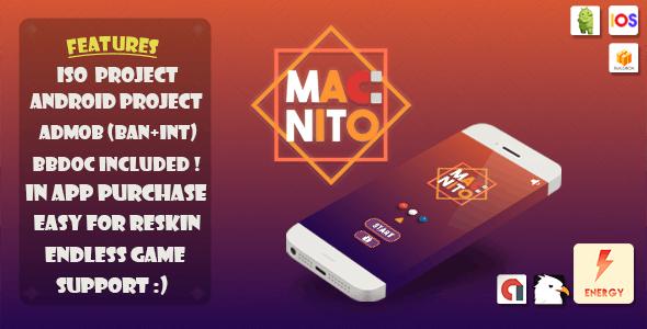 Magnito (Android / iOS)