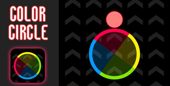 Color Circle - HTML5 Game (CAPX)