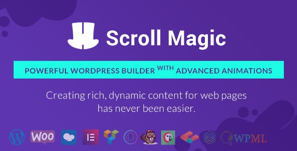 ScrollMagic for WordPress