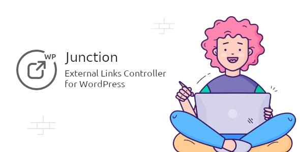Junction — External Links Controller for WordPress