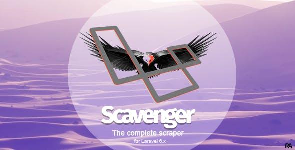 Scavenger - Laravel Web Scraper Package