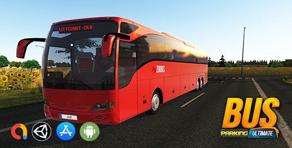 Bus Parking - Simulator Game (Unity + Admob)