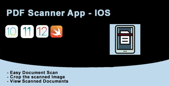 PDF Scanner - CodeCanyon Item for Sale