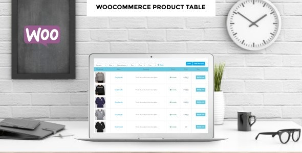 WooCommerce Product Table - CodeCanyon Item for Sale