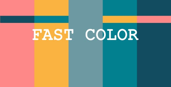 Fast Color | Html5 Mobile Game | android & ios