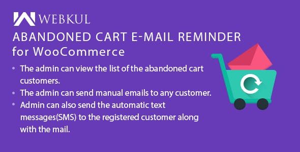 WooCommerce Abandoned Cart Email Reminder