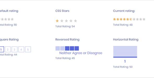 Advanced Ajax Star Ratings