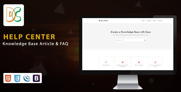 Help Center - Knowledge Base Article & FAQ