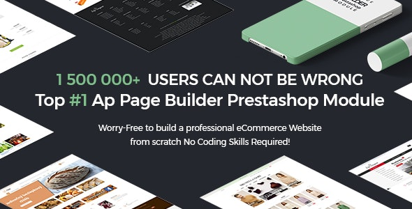 Ap Pagebuilder Prestashop Module - CodeCanyon Item for Sale