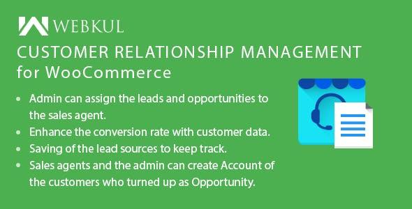 WooCommerce Customer Relationship Management (CRM)