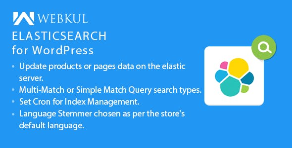 Elasticsearch for WooCommerce