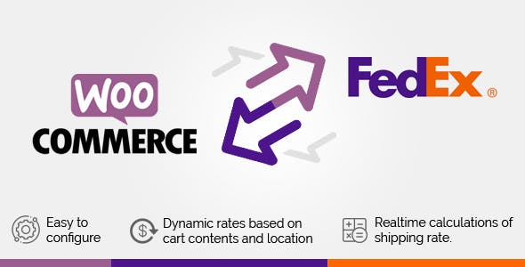 WooCommerce Shipping Pro for FedEx