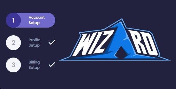 Wizard Using ASP.Net Core & jQuery