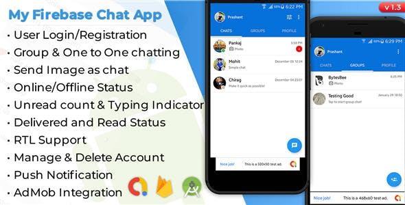Single chat net app