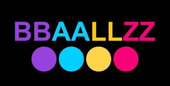 BBAALLZZ | Html5 Mobile Game | android & ios