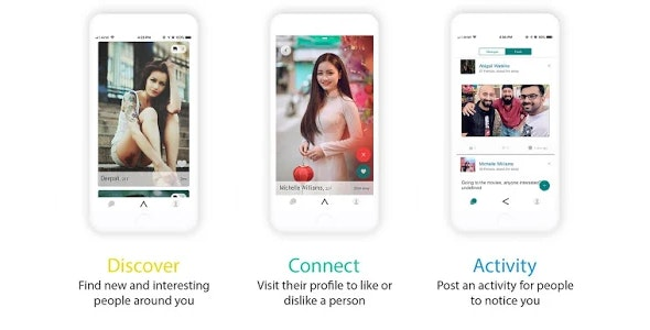 Amore: Ionic 3 Complete Dating Application - CodeCanyon Item for Sale