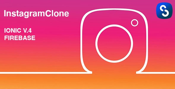 InstagramClone - Ionic V.4  & Firebase - CodeCanyon Item for Sale