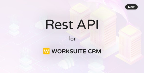 REST API Module for Worksuite CRM - CodeCanyon Item for Sale