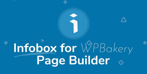Infobox for WPBakery Page Builder (Formerly Visual Composer)