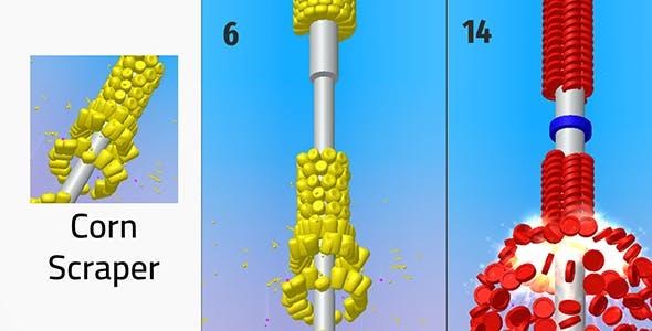 Corn Scraper - Unity 3D Game Template