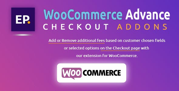 EP WooCommerce Advanced Checkout Addons